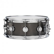 "DW Collector's Steel 14""x5,5"" Black Nickel"